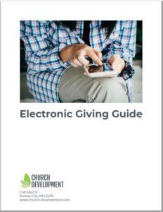 Church Electronic Giving Guide
