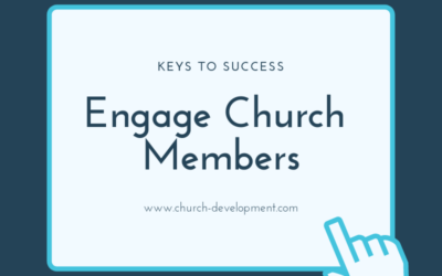 Church Member Engagement: Research Says