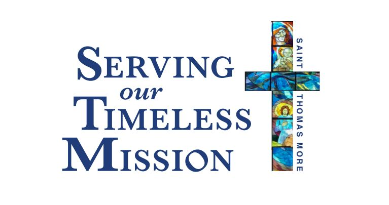 St. Thomas More Capital Campaign Logo