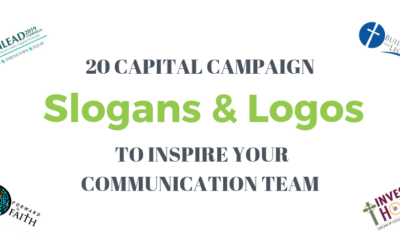 Church Capital Campaign Slogans and Logos